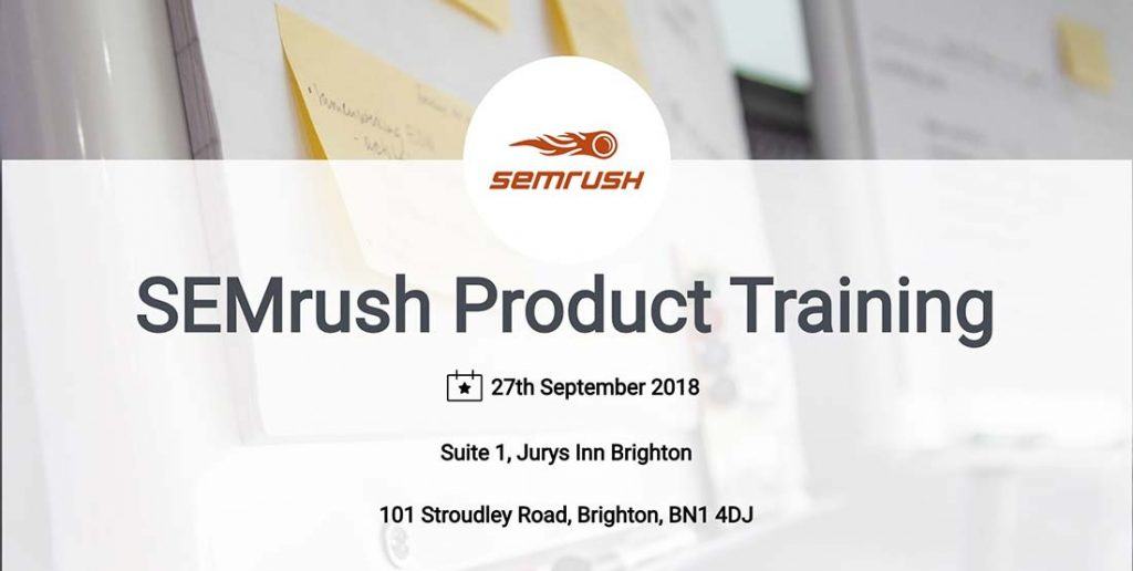 semrush training